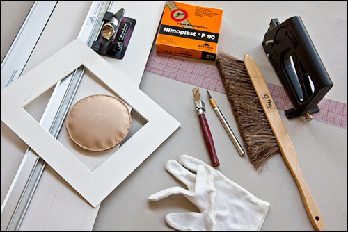 Matting and Framing Workshop | Viewpoint Photographic Art Center